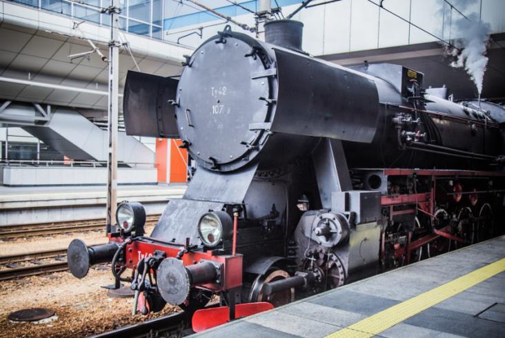 Pociąg retro wraca na małopolskie tory