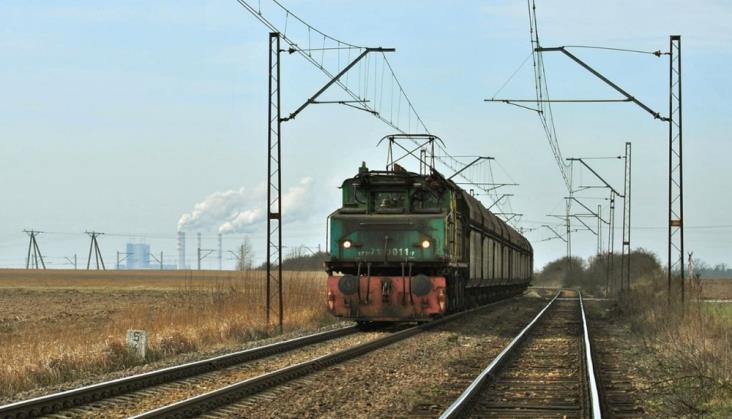 Punktualność pociągów towarowych lekko wzrosła