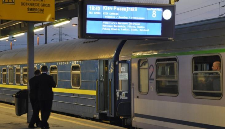 Więcej połączeń kolejowych z Ukrainą? PKP Intercity: Rozmowy są prowadzone