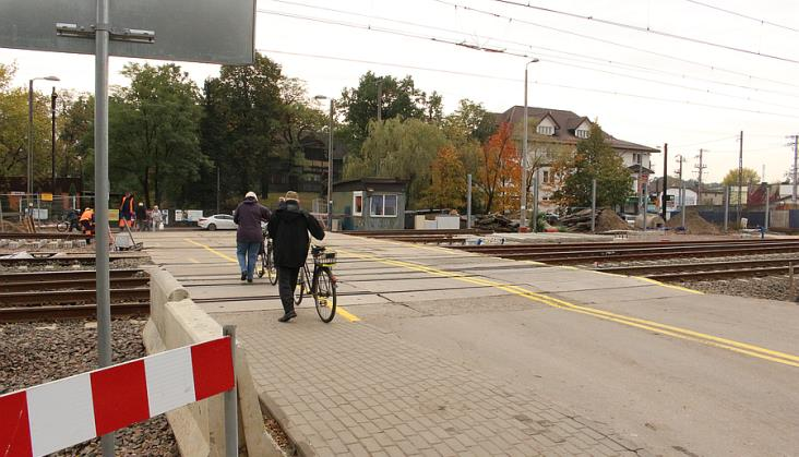 Przebudowa przejazdów kolejowych za 3 mln zł w Śląskiem