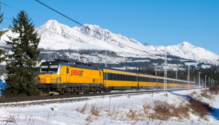 RegioJet z największą dotacją od państwa czeskiego za przejazdy ulgowe
