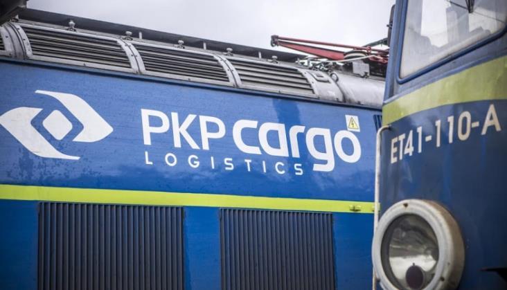 Kilkunastoprocentowy wzrost przewozów w PKP Cargo