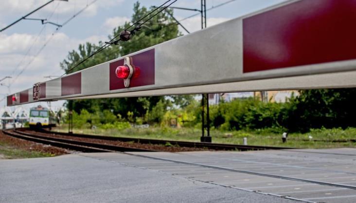 PKP PLK przebuduje przejazdy w Opolskiem. Pojawi się monitoring
