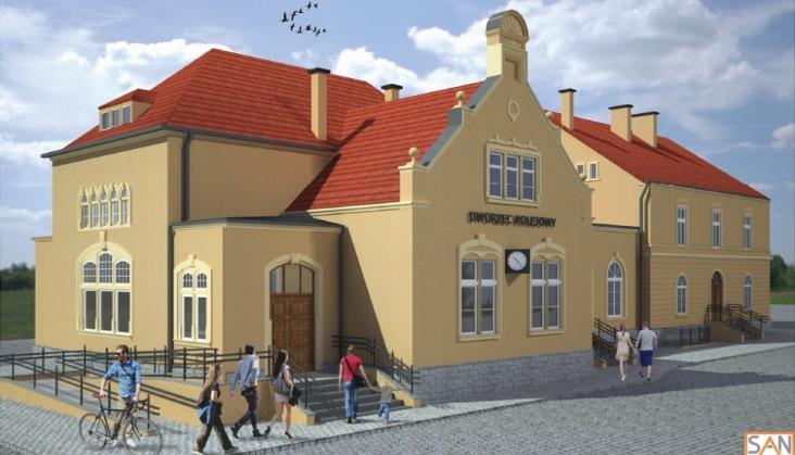 W tym miesiącu ruszy przebudowa dworca w Żarowie