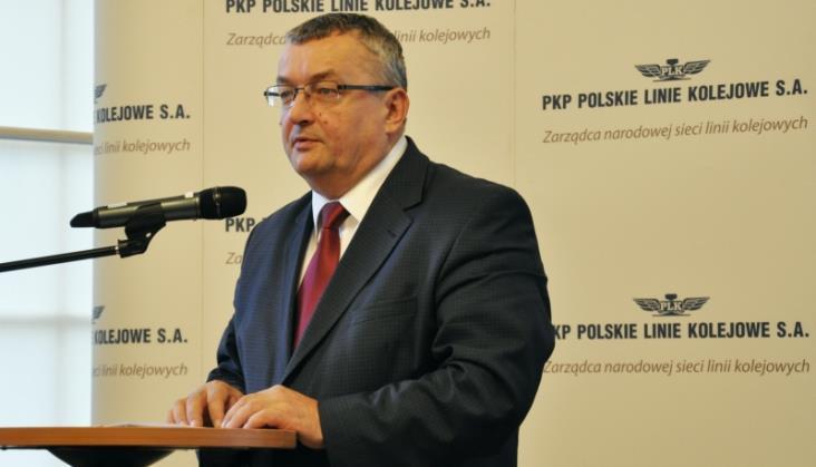 Minister Adamczyk: Przed wspólnym biletem wspólny blankiet