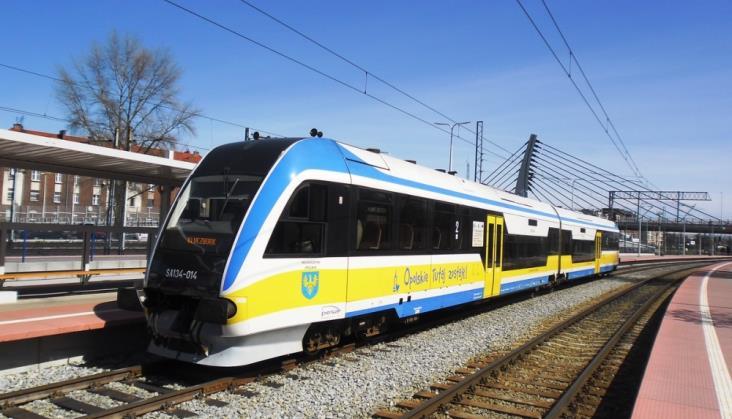 Opolskie: W tym roku zakończenie procesu wzmacniania ram wózków