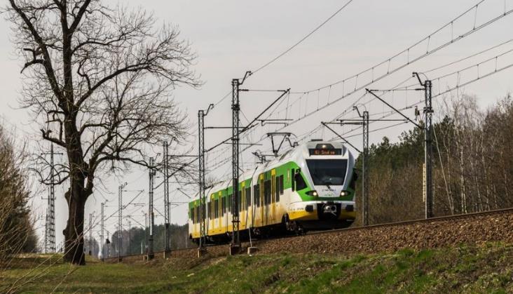 Ogromny przetarg na nowe pociągi Kolei Mazowieckich ogłoszony