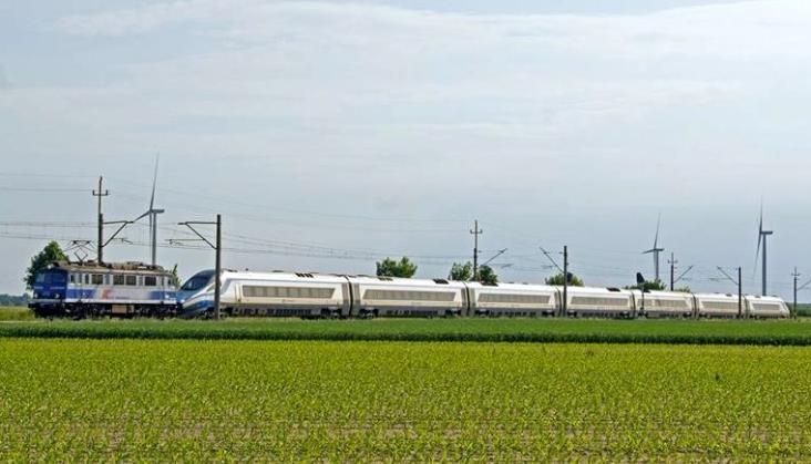 Wkrótce koniec wagonów za Pendolino. ED250-001 wrócił z Niemiec
