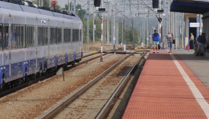 Dłuższe perony w Nowym Dworze Mazowieckim i nowy peron w Bogaczewie