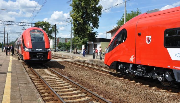 PKP PLK kontynuują prace torowe miedzy Kutnem a Toruniem