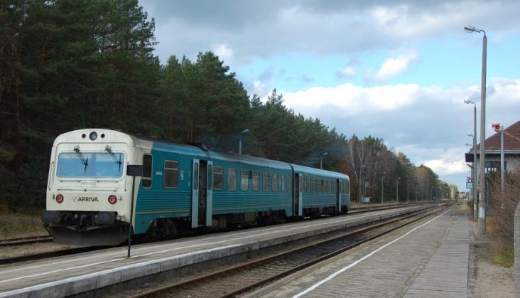 PLK ogłaszają przetarg na projekt modernizacji linii 201. Będzie elektryfikacja