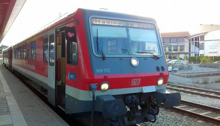 Najlepsi uczniowie w Bawarii mogą podróżować pociągiem po landzie w pierwszym dniu ferii za darmo