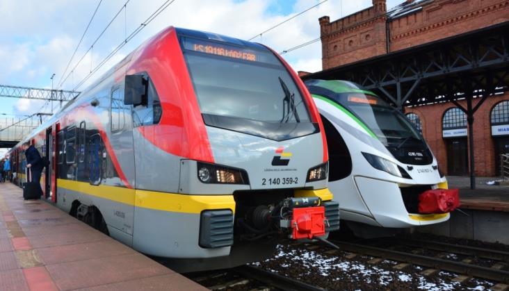 Wspólny bilet kolei samorządowych już od jutra