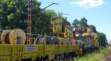 Trwają prace PLK w Rybnickim Okręgu Węglowym [zdjęcia]