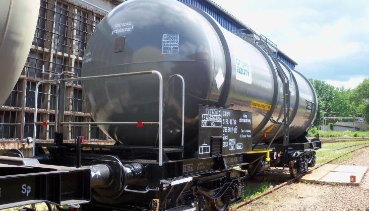 Przewóz paliw koleją ma być monitorowany. W jaki sposób?