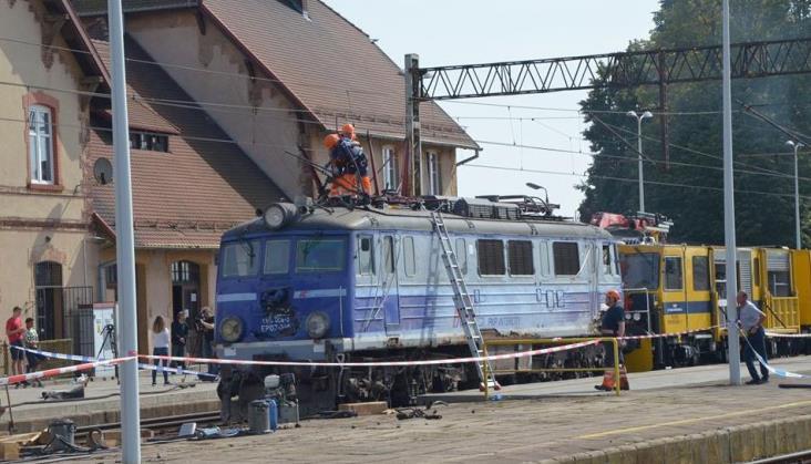 Smętowo: Prokuratura postawiła zarzuty maszyniście pociągu towarowego [aktualizacja]