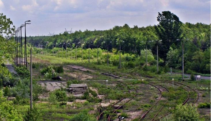 Infrastruktura prywatna a linie i bocznice kolejowe