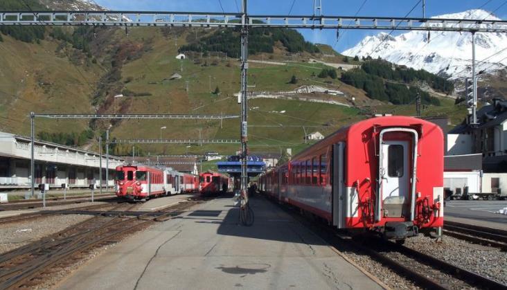 Katastrofa kolejowa w Szwajcarii. 27 osób rannych