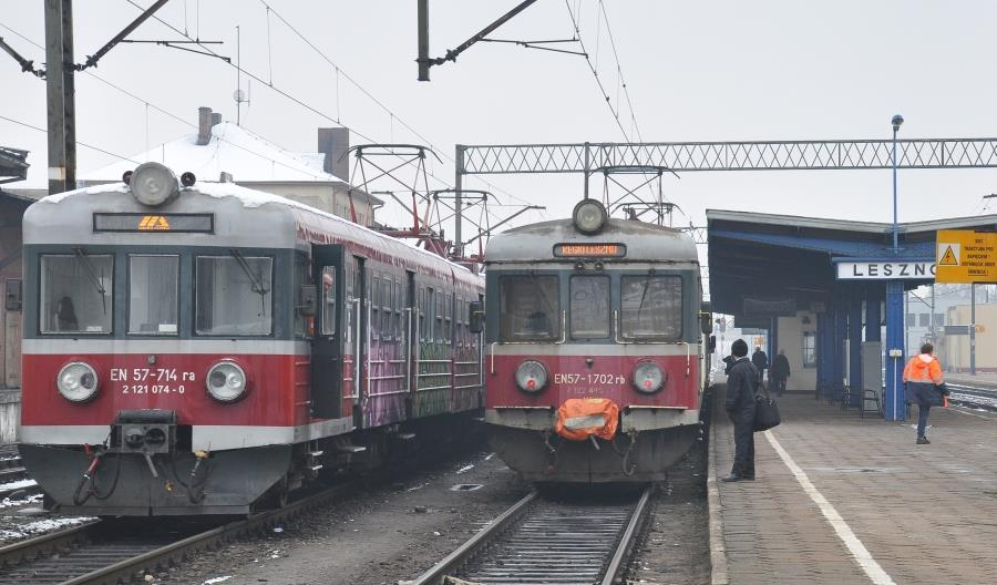 Mniej pociągów Poznań – Leszno. Winna modernizacja E59