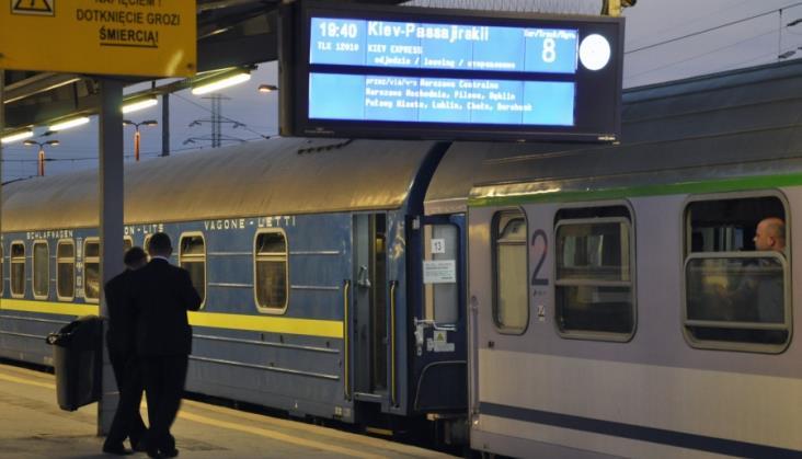 Warszawa – Kijów: Obniżka cen przynosi efekty