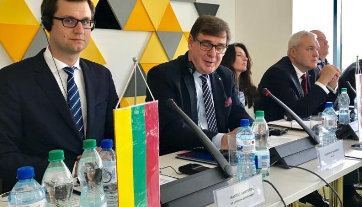 Grupa PKP będzie intensywniej współpracować z Kolejami Litewskimi