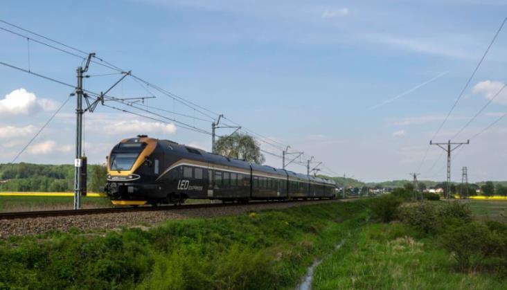 Leo Express dostał zgodę na trasę z Krakowa do Pragi