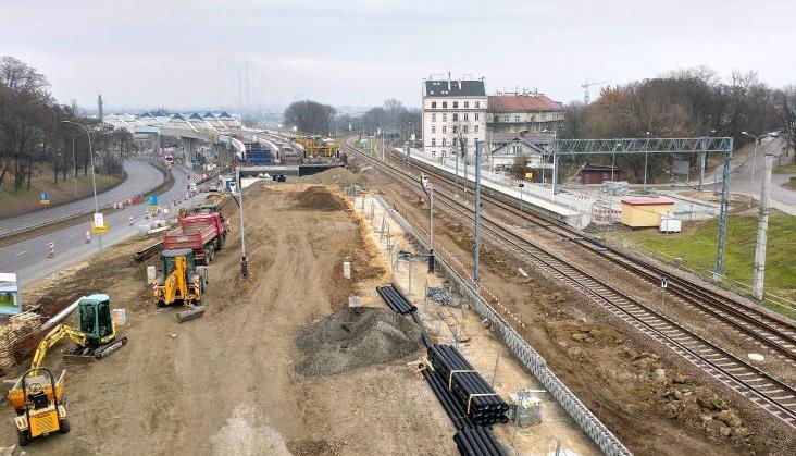 170 lat kolei w Krakowie - konferencja