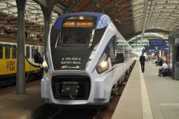 Sześć par pociągów PKP Intercity między Wrocławiem a Jelenią Górą od grudnia 2017