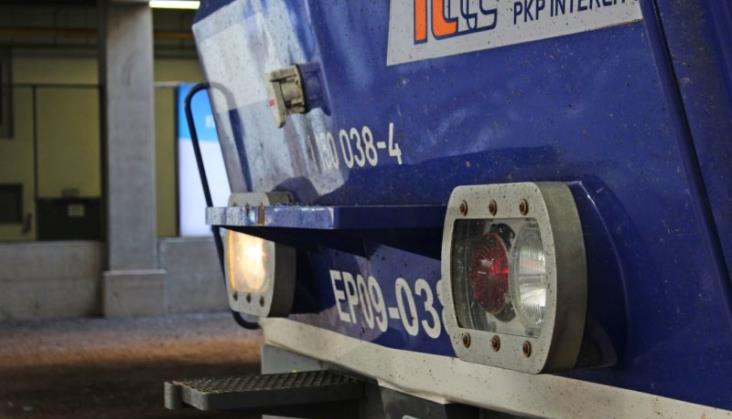 PKP Intercity unieważnia drugą część zamówienia na naprawy EP09