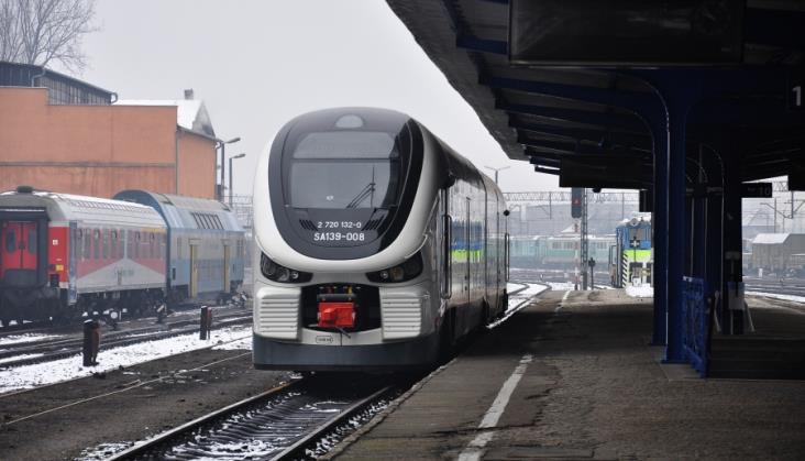 Spalinowe zespoły trakcyjne dla Kolei Wielkopolskich z unijnym dofinansowaniem