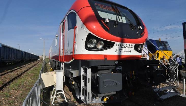 PKP Intercity pożyczy cztery lokomotywy elektryczne