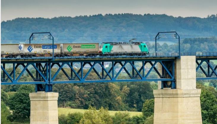 UTK: Konkurencyjność kolei w relacjach z Azją jest ograniczona
