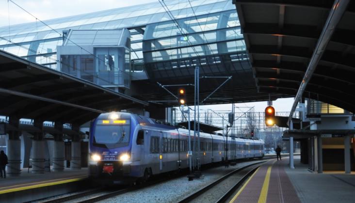 Gdzie pojedziemy szybciej pociągiem od nowego rozkładu jazdy?