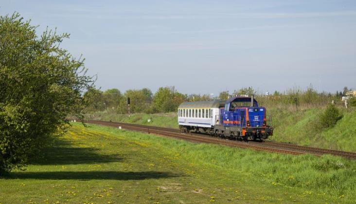 Zmiana trasy TLK Kociewie. Ale Ostbahn nie traci połączeń dalekobieżnych