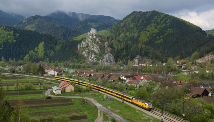 RegioJet rusza z połączeniem Praga – Wiedeń