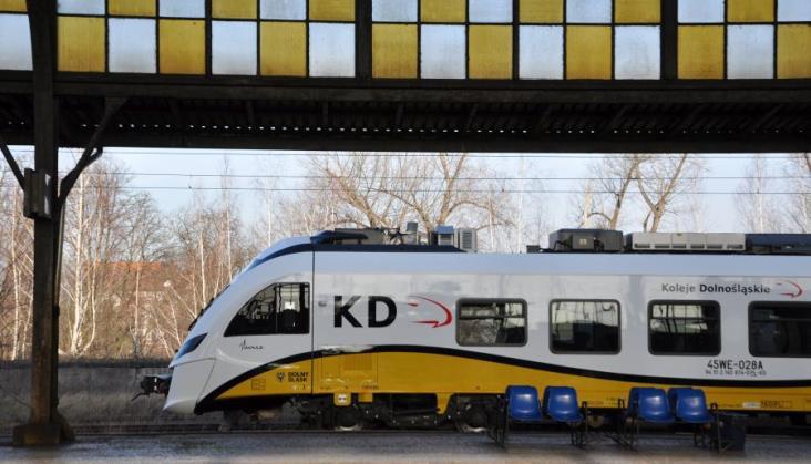 KD: W 10 lat zmieniliśmy obraz kolei na Dolnym Śląsku