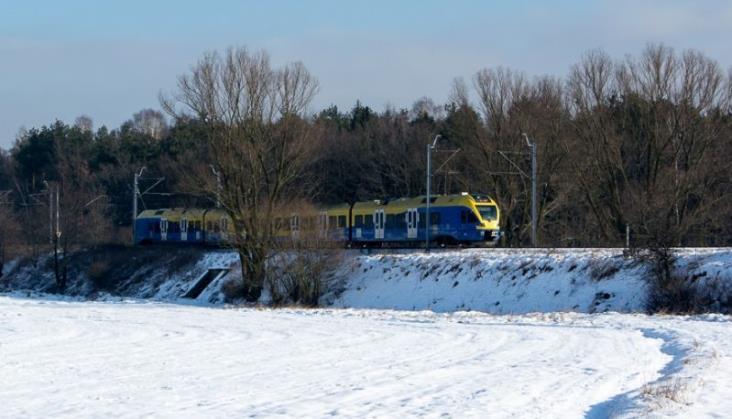 Kolejny remont i honorowanie biletów na linii do Tychów