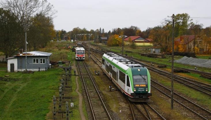 PLK zamawia prace na objazdach Rail Baltiki