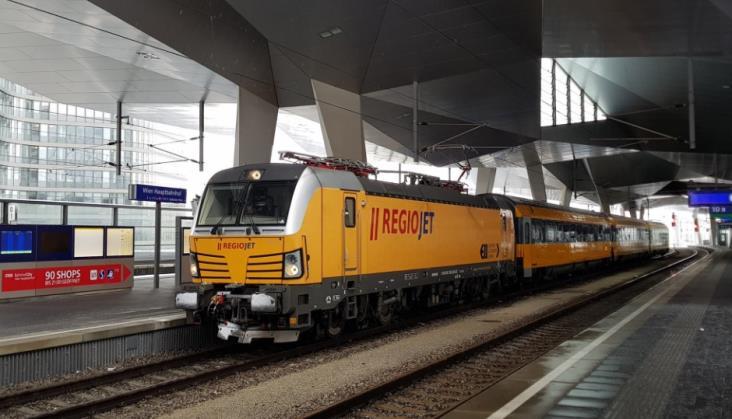 Czeski RegioJet też może wjechać do Polski. Ma certyfikat bezpieczeństwa