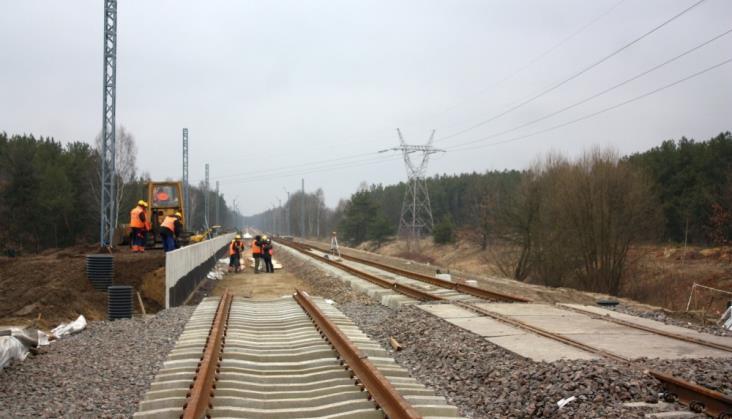 Rail Baltica: Ruszy studium wykonalności dla odcinka Ełk – Trakiszki