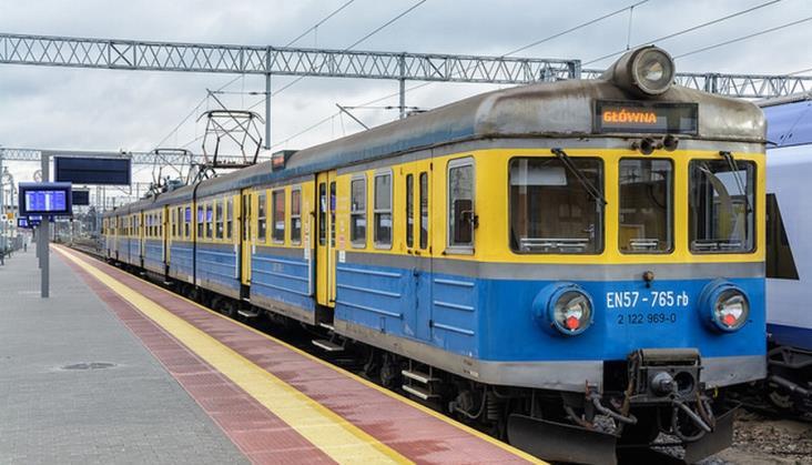 Za głośno w Gdańsku. Czy pociągi w kierunku Warszawy zwolnią?