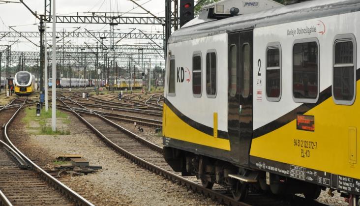 Wrocław: Inwestycje na kolei odciążą drogi wjazdowe do miasta