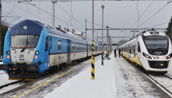 Koleje Dolnośląskie pojadą w głąb Czech. Impuls gościł w Usti nad Orlici