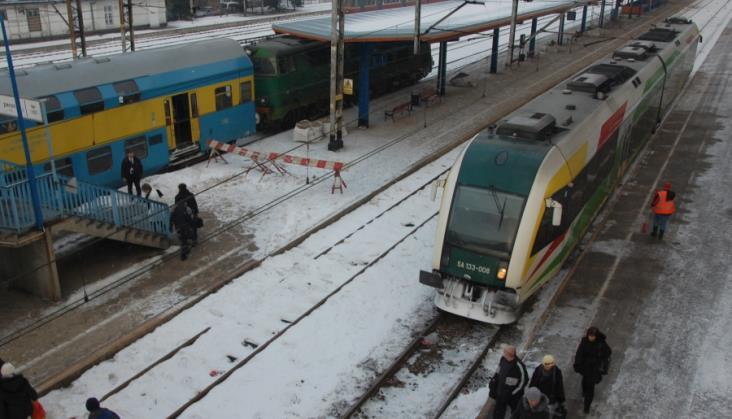 PLK sprawdzi, czy warto elektryfikować odcinek Piła – Kostrzyn