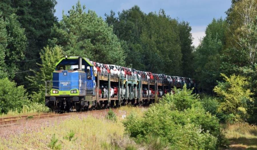 Klinowski: Kolejowe przewozy pasażerskie były najwyższe od 15 lat