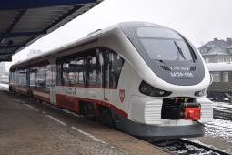 Pesa: Nowe Linki ucieszą pasażerów Kolei Wielkopolskich