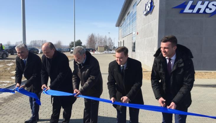 Nowe centrum sterowania na 47 kilometrowym odcinku LHS