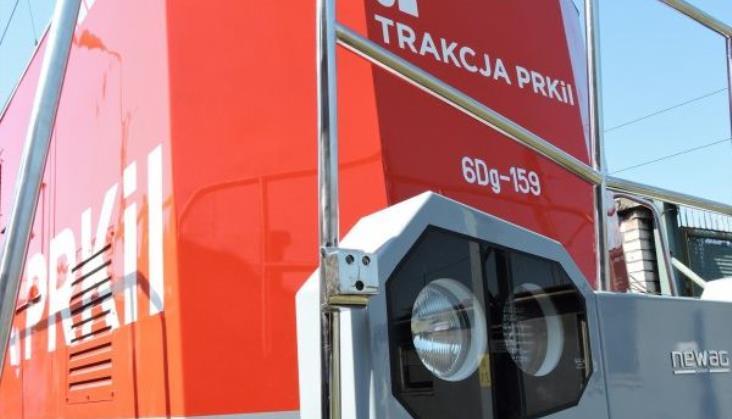 Jarosław Tomaszewski zrezygnował z kierowania spółką Trakcja PRKiI