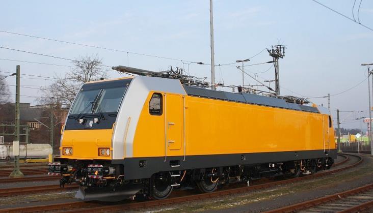 Pierwszy Traxx dla Regiojet już gotowy