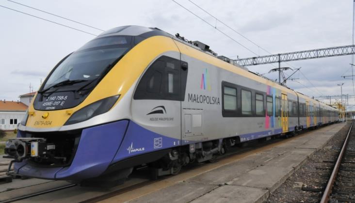 Koleje Małopolskie pytają pasażerów o to, jakich pociągów oczekują